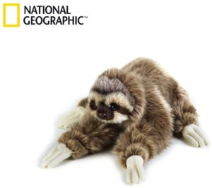 Sloth Hand Puppet National Geographic