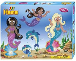 Hama Beads Mermaid Gift Box 4000pcs