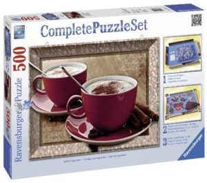 Ravensburger Time For Cappuccino Puzzle 500pc