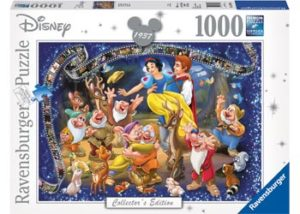 Ravensburger Disney Moments Snow White Puzzle 1000pc