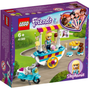LEGO Friends 41389 Ice Cream Cart