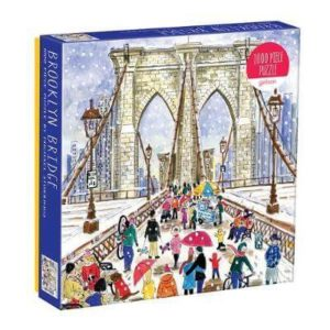 Michael Storrings Brooklyn Bridge Puzzle 1000pc