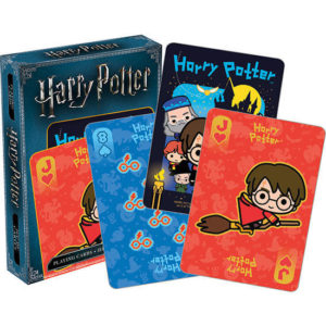 Harry Potter Chibi Plating Cards