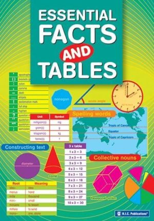 Essential Facts and Tables Revised Edition