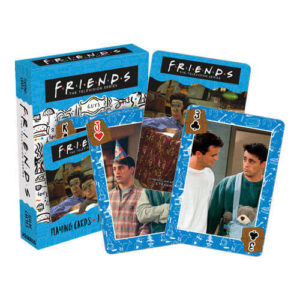 Friends Guys Playing Cards