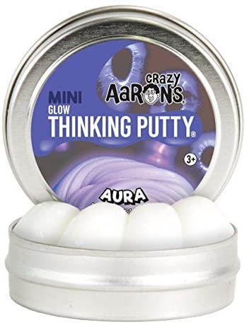 Crazy Aarons Mini Thinking Putty Aura