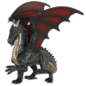 Animal Planet Steel Dragon Figure Mojo