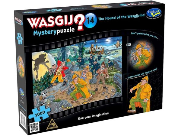Wasgij? Mystery 14 Hound Of The Wasgijville Puzzle
