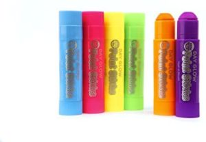 Little Brian Paint Sticks Day Glow 6 Pack
