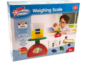 EDU Science My First Weight Scale