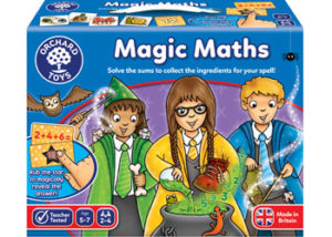 Orchard Toys Magic Maths