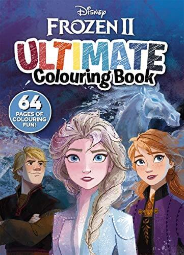 Frozen II Ultimate Colouring Book