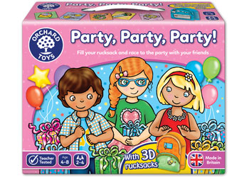 Orchard Toys Party Party Party! Game