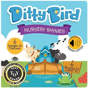 Ditty Bird Nursery Rhymes Sound Book