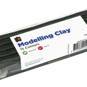 Olive Green Modelling Clay 500g