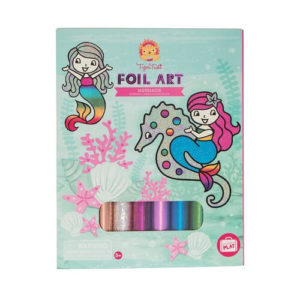 Mermaids Foil Art Tiger Tribe