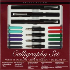 Studio Series Calligraphy Set