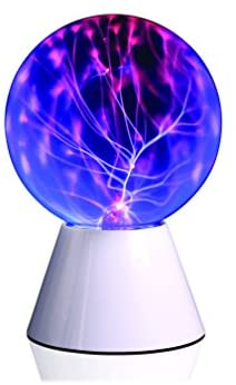 Plasma Ball Tesla Lamp