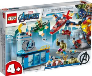 LEGO Marvel Avengers 76152 Avengers Wrath of Loki