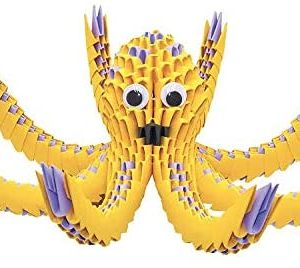 CreAgami Origami 3D Medium Octopus 479pc