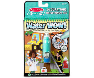 M&D On the Go Water WOW! Occupations