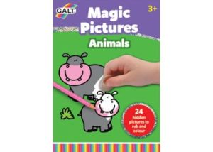 Galt Magic Pictures Animals Pad