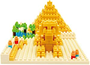 Nanoblock Great Pyramids Of Giza