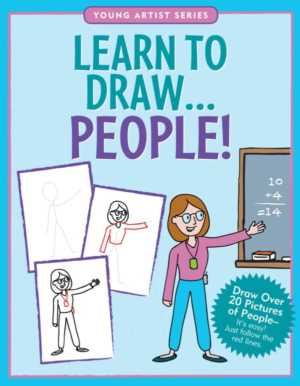 Learn to Draw... Faces! Young Artist Series