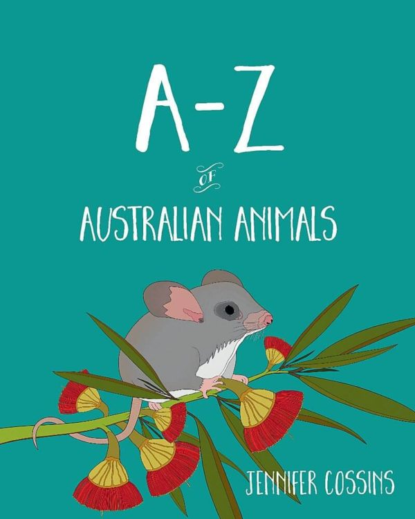 A-Z of Australian Animals Book