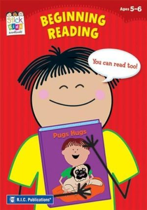 Stick Kids Beginning Reading Red Book