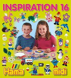 Hama Bead Inspiration Booklet