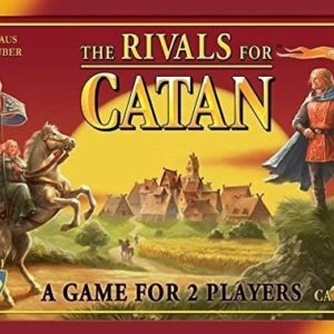 Rivals for Catan Card Game 2player