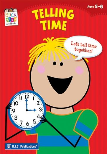 Telling The Time Book