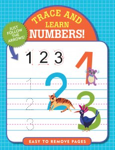 Trace & Learn Numbers