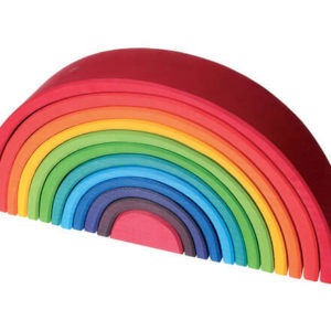 Grimms Stacking Rainbow Large