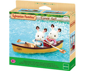 SF 5047 Canoe Set