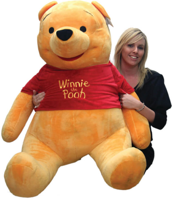 Disney Jumbo Pooh Bear Plush