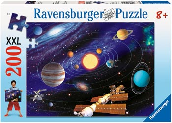 Ravensburger The Solar System Puzzle 200pc