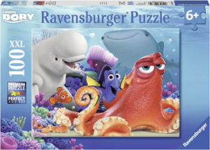 Ravensburger Disney Finding Dory Adventure is Brewing Puzzle 100pc
