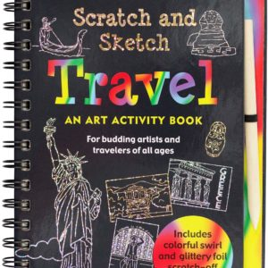 Scratch & Sketch Travel