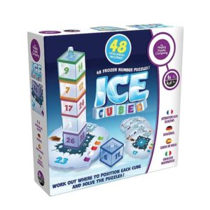 Iced Cubed Puzzle Game