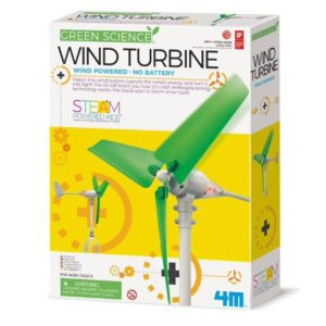 4M Wind Turbine Eco Engineering