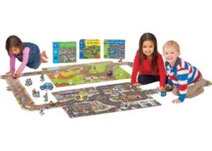 Orchard Toys Giant Town Jigsaw