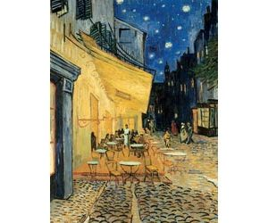 Ravensburger Van Gogh Cafe Terrace at Night Puzzle 1000pc