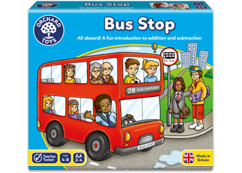 Orchard Toys Bus Stop Game