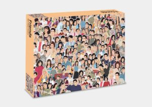 F.R.I.E.N.D.S Puzzle 500pc