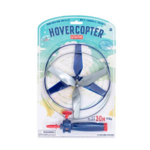 Tiger Tribe Hovercopter
