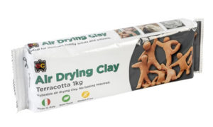 ec Terracotta Air Drying Clay 1kg