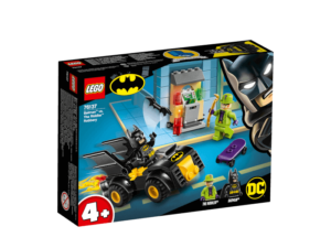 LEGO DC Batman 76137 Batman™ vs. The Riddler™ Robbery