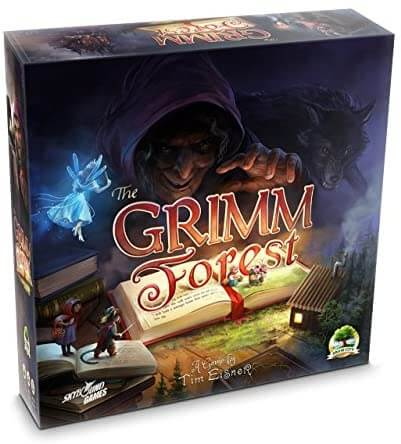 The Grimm Forest Game